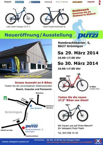 Velo-Sport-Putzi-Ausstellung